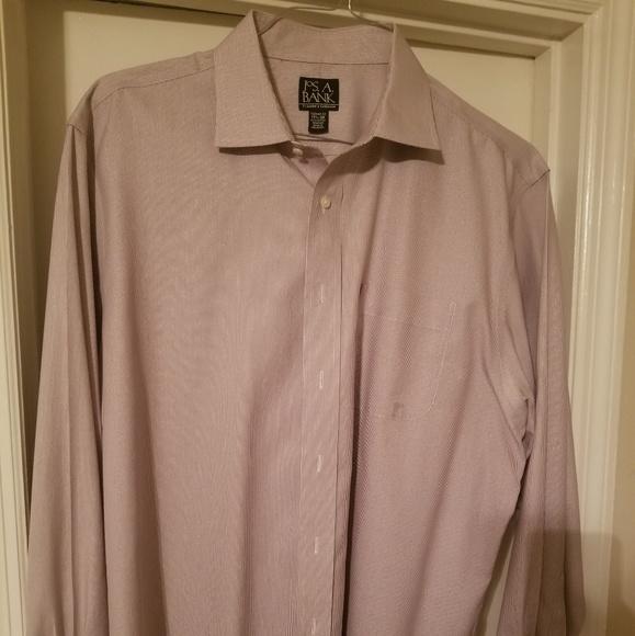 Jos. A. Bank Other - Mens tailored dress shirt